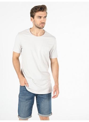 Colin's Erkek Tshirt K.Kol Taş